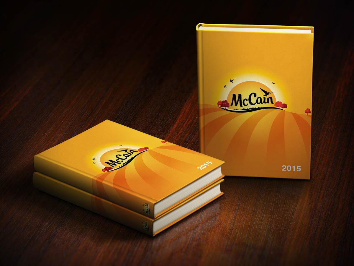 mockup-Diary-closed-sunset